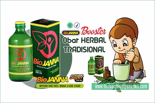 biojanna booster obat herbal tradisional