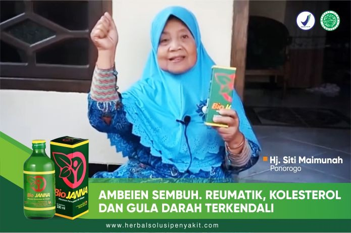 herbal ambeien rematik dan kolesterol