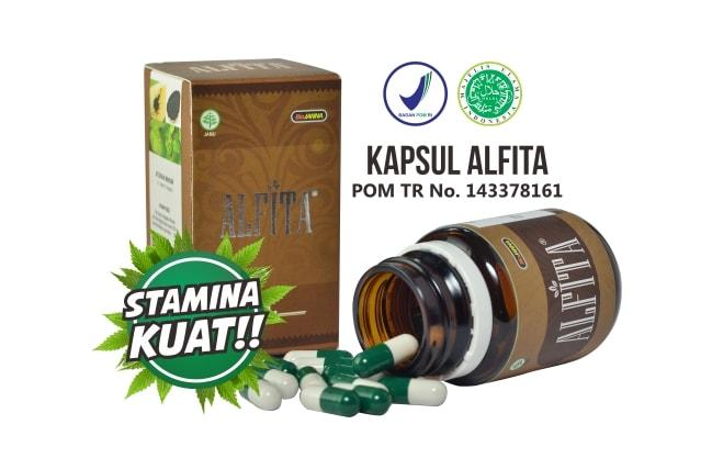 herbal untuk stamina alfita