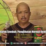 Bp. Abdul Rozaq Katarak sembuh