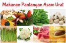 Makanan Pantangan Asam Urat Bagi Penderita Penyakit Asam Urat