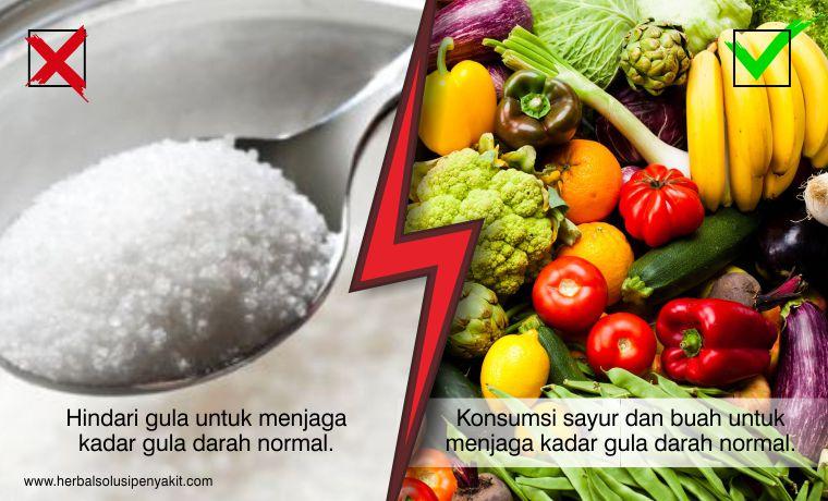 penyebab penyakit diabetes 1