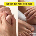 gejala tangan dan kaki kesemutan