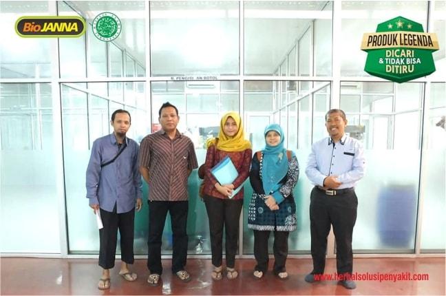 team auditor MUI di BioJANNA 1