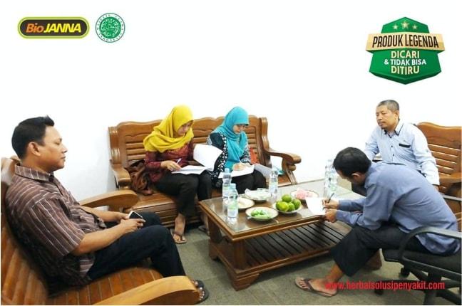 team auditor MUI di BioJANNA 6