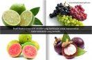 4 Buah Segar untuk Obat Alami Kolesterol