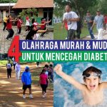 olah raga untuk mencegah diabetes