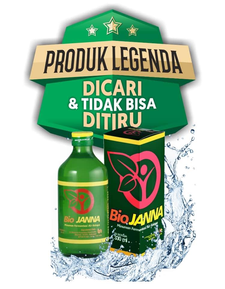 produk legend biojanna super
