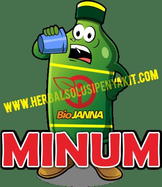 Formula mto minum