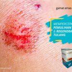 herbal pemulihan luka