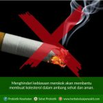 rokok penyebab tingginya kolesterol