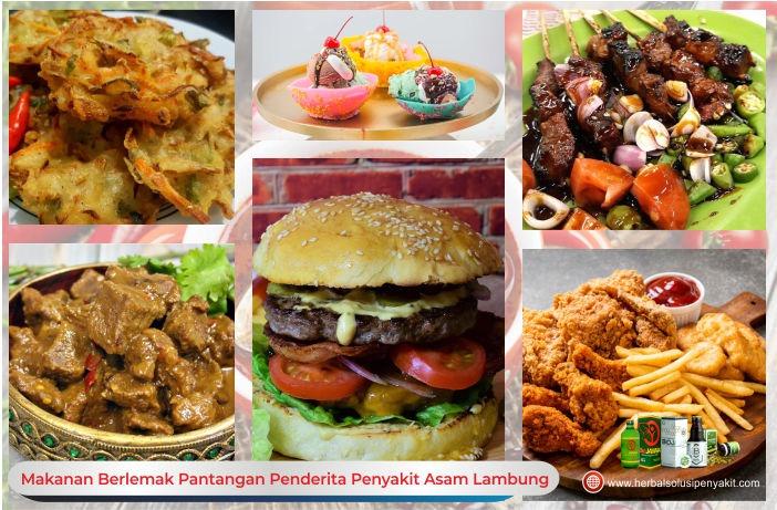 Makanan Pantangan Asam Lambung yang Ketiga adalah Buah Dan Sayur Yang Mengandung Asam dan Makanan Yang Mengandung Banyak Gas
