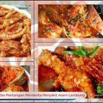 Makanan Pantangan Asam Lambung yang Pertama adalah Makanan Pedas